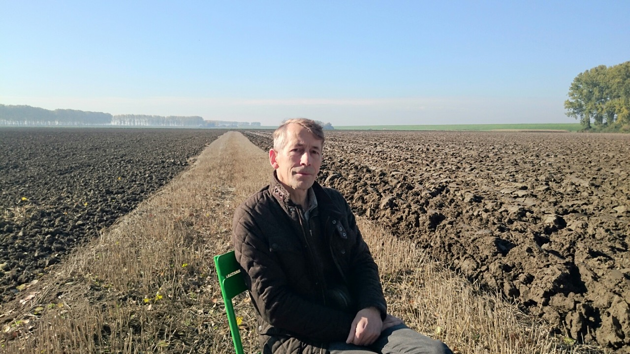 Chris in Hedwigepolder